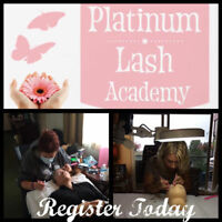 "Eyelash Extension Course ""Nanaimo"""