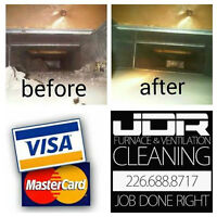 Duct Cleaning Spring Special