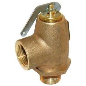 STEAM SAFETY RELIEF VALVE  - FRYMASTER . *RESTAURANT EQUIPMENT PARTS SMALLWARES HOODS AND MORE*