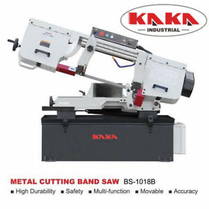 "BS-1018B 10"" Metal Cutting Band Saw Machine"