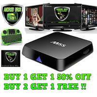 ANDROID BROS® - BUY 1 GET 1 50% OFF !! ANDROID M8S TV BOX