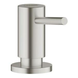 "Grohe ""Cosmopolitan"" soap dispenser for kitchen sink"