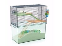Savic gerbil or hamster cage