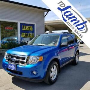2011 Ford Escape XLT**4 BRAND NEW TIRES**