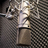 Professional Recording Studio | Gift Cards 20% OFF Services