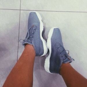 jordan future grey women