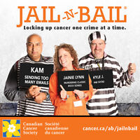 Help us lock up cancer for good!