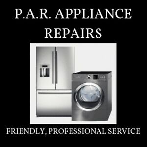 APPLIANCE REPAIR *WASHER, DRYER, FRIDGE, STOVE, DISHWASHER