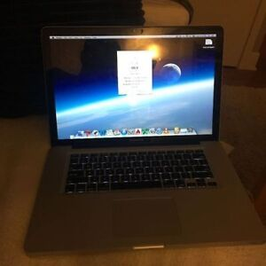 Used MacBook Pro 15""