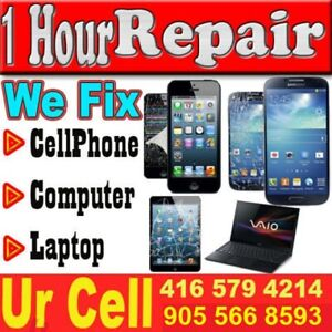 iPhone 5 5S SE 6 6S 7 8 X Samsung LG Nexus, CellPhone Repair ✅