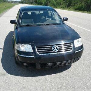 2002 Volkswagen Passat 1.8T GLS