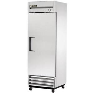 True T-19 27 One Section Solid Door Reach in Refrigerator .*RESTAURANT EQUIPMENT PARTS SMALLWARES HOODS AND MORE*