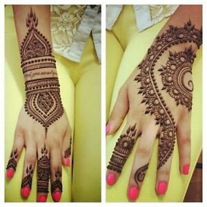 Henna Designs /book bridal henna,Henna Party(chemical Free) Windsor Region Ontario image 4