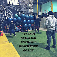 I'm ready to get started with you on your fitness journey!