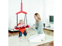 Jane Baby Air Jumper Door Bouncer, with rattle, as new