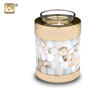 BEAUTIFUL TEA LIGHT CREMATION URN CANDLES NOW AVAILABLE St. John's Newfoundland image 2
