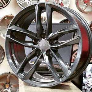 18 inch Rims For Audi $699 + tax ( 4 New) @Zracing 905 673 2828