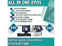 Grab a Bargain Epos system , Till for takeaway pos for retail
