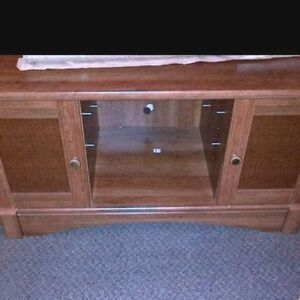 Brand New TV Stand Entertainment Unit with Shelving Cabinets $60