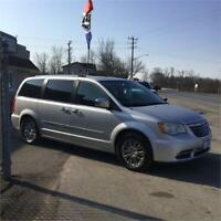 2011 Chrysler Town & Country Limited St. Catharines Ontario Preview
