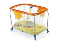 Soft and Play activity playpen