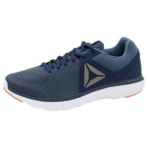 636ca973836 Reebok ASTRORIDE Run MT Mens Blue Mesh Athletic Lace up Running ...