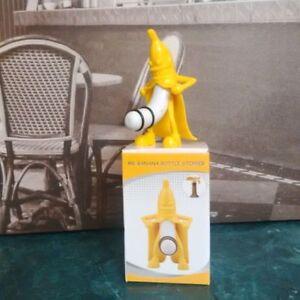 Mr Banana bottle stopper