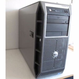 Pc serveur dell poweredge t300 xeon quad
