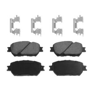 Front Brake Pad 908* fits:  IS250 2013-2009, Toyota Camry 2006-2