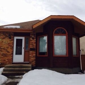 Gorgeous 3+1 Bedroom – Finished Basement – For Sale – Transcona
