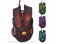 3200 DPI LED Optical 6D Wired Gaming Mouse