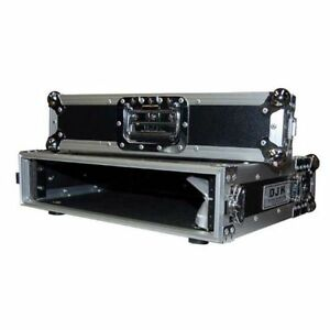 POPULAR ** New In Box ** 2 Space Amp ATA Rack Case * 2UAD *