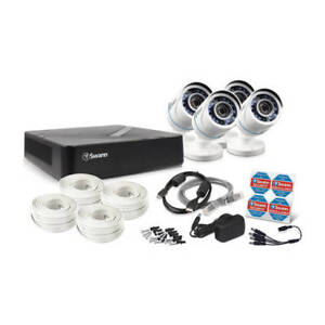 Swann 8 Ch 4 Cam 500GB Security in a box - Blow out Sale!