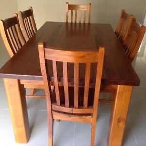 solid wood dining in melbourne region vic dining tables gumtree
