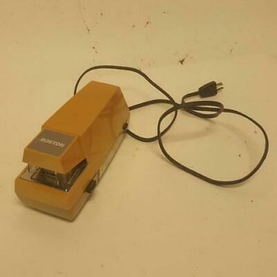 Boston 154 Automatic Electric Stapler Beige