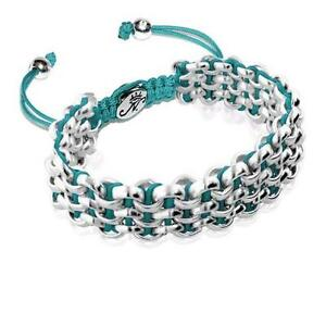 50% OFF All Jewellery - Silver Kismet Links | Mediterranean SeaBracelet