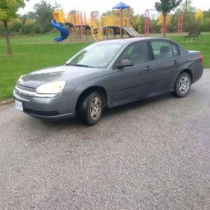 2005 Chevrolet Malibu Sedan - $1500 or best offer