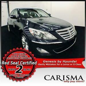 $70/bw with 3 Year 60,000km Warranty oac~ Genesis Sedan~ Lovely
