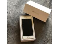 iPhone 6, Gold, PERFECT condition, 16GB