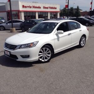 2014 Honda Accord Touring BACKUP CAMERA, REMOTE START, FUEL S...