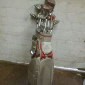 Ladies Golf Club Set and Bag