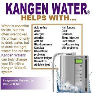 Kangen Alkaline Water Filtering System Toronto Health