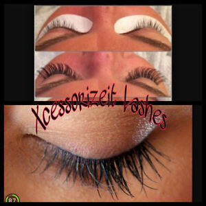 Mobile Eyelash Extensions service in Pointe Claire West Island Greater Montréal image 5