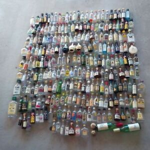 Small liquor bottle collection Stratford Kitchener Area image 1