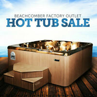 HOT TUB SALE - Beachcomber Hot Tubs Montreal Factory Outlet