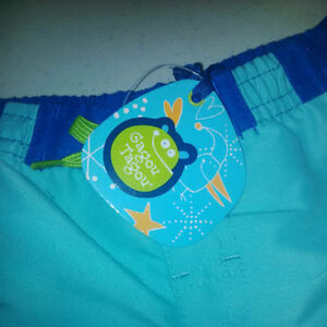 Brand New Boys Swim Shorts Cambridge Kitchener Area image 1