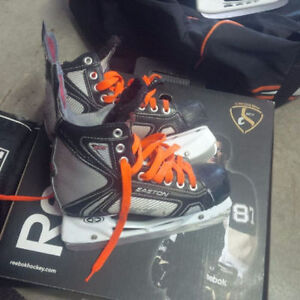 18x Hockey and Goalie Skates, sizes Yth10 - Adult 8 Kitchener / Waterloo Kitchener Area image 2
