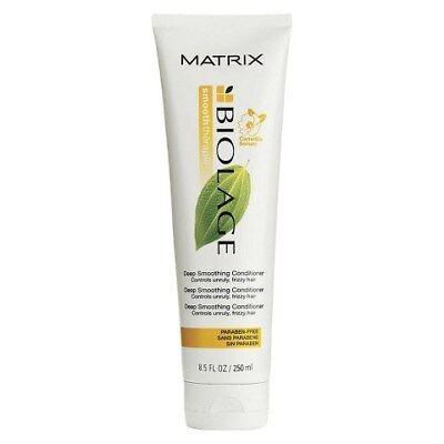Matrix Biolage Smooth Therapie Deep Smoothing Conditioner 8.5 oz Biolage Deep Conditioner