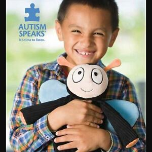 Support Autism with Bernie the Buddyfly!