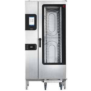 Half Size Roll-In Boilerless Gas Combi Oven w/ easyTouch Control *RESTAURANT EQUIPMENT PARTS SMALLWARES HOODS AND MORE*